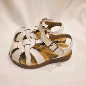 Leather Stride Rite Sandals